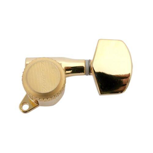 Kluson - MBS33G Backlock Tuners 3+3 Gold