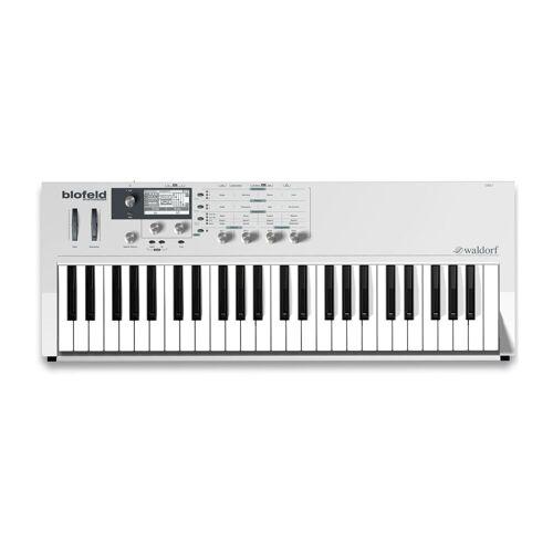 Waldorf - Blofeld Keyboard white