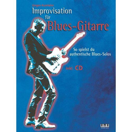 AMA Verlag - Improvisation für Blues-Gitarre