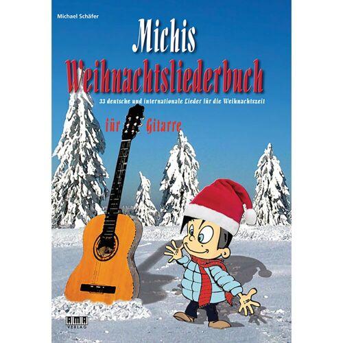 AMA Verlag - Michis Weihnachtsliederbuch für Gitarre