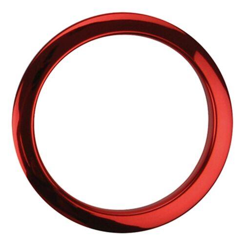 "BASS DRUM O´S - Lochverstärkungsring HCR5 Red Chrome 5"""