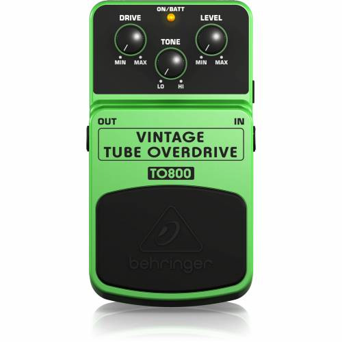 Behringer - TO800 Tube Overdrive