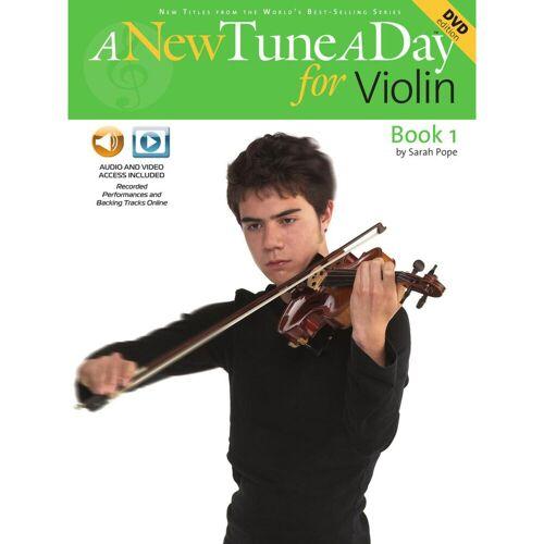 Boston Music - A New Tune A Day: Violin