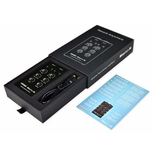CEntrance - MixerFace R4R Mobiles I.Face + SD Recording
