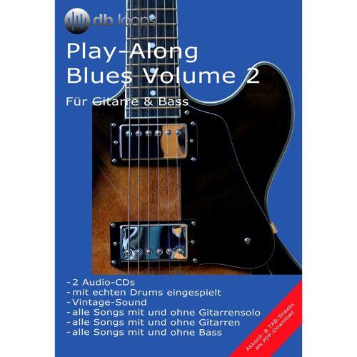 db loops - Blues - Volume 2 Gitarre Playalong