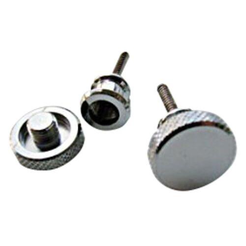 Duesenberg - Multi Lock Chrom Gurtpin Set