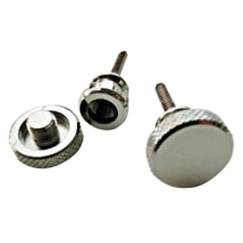 Duesenberg - Multi Lock Nickel Gurtpin Set