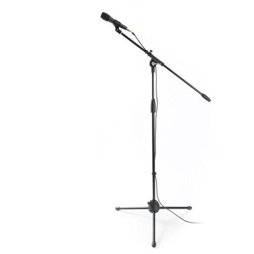 Fame Audio - MIC Stage Pack Mikro, Stativ, Klemme u. Kabel