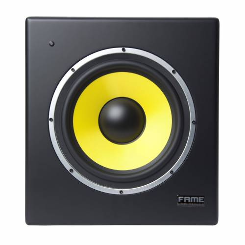 Fame Audio - Studio subwoofer Pro Series RPM 10S