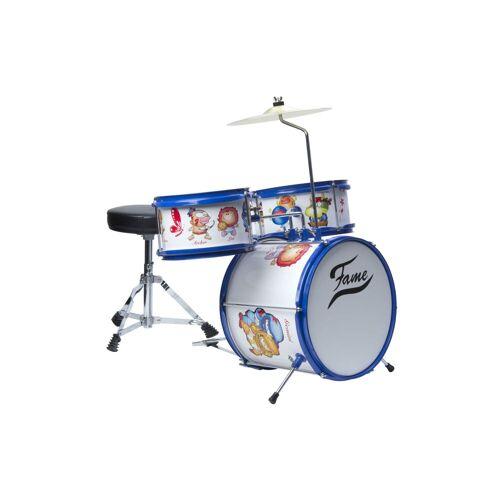 Fame - Kiddyset 3 PC Junior Drumset Schlagzeug