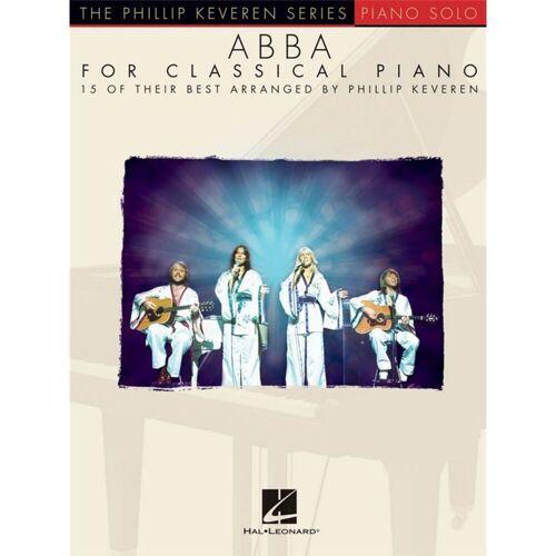 Hal Leonard - ABBA For Classical Piano
