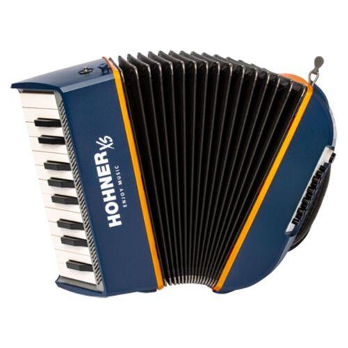 Hohner - XS Akkordeon blau