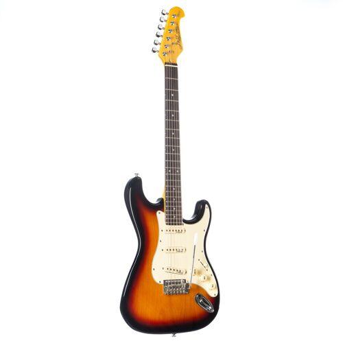 J & D - E-Gitarre ST Vintage Sunburst