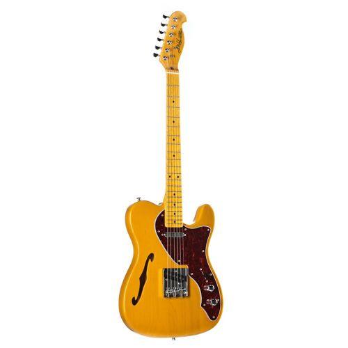 J & D - E-Gitarre TL Thinline Butterscotch Blonde