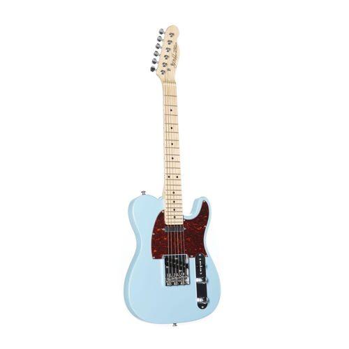 J & D - E-Gitarre TL-MINI SBL Sky Blue