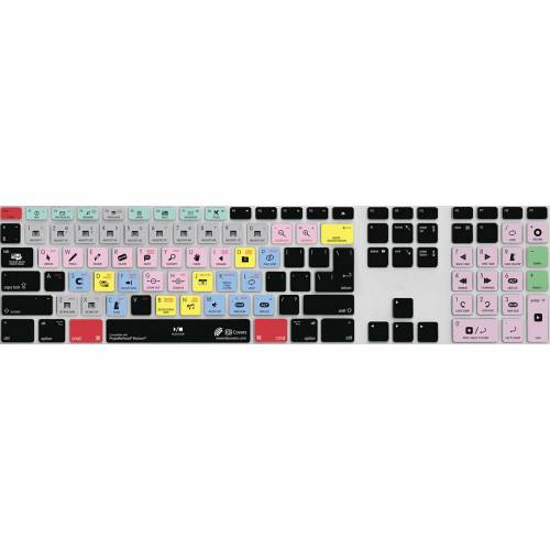 KB Covers - Reason Keyboard Cover for Apple Magic Keyboard+Num