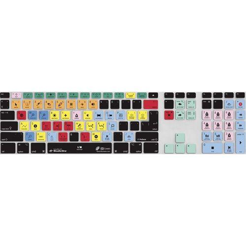 KB Covers - Studio One Keyboard Cover for Apple Magic Keyboard+Num
