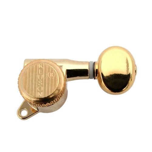 Kluson - MBKL6LG Backlock Tuners 6L Gold