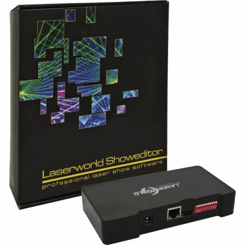 Laserworld - SHOWEDITOR SET Lasershow Software