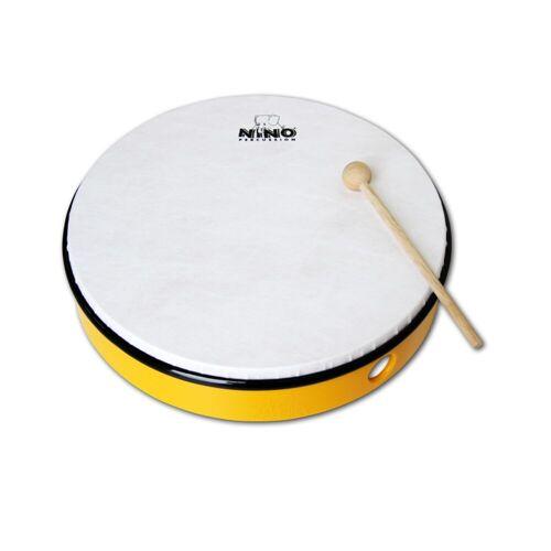 "Meinl - HandDrum NINO4Y, 6"", Yellow"