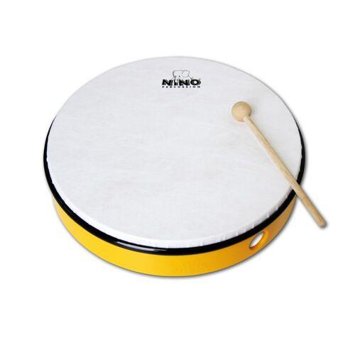 "Meinl - HandDrum NINO5Y, 10"", Yellow"