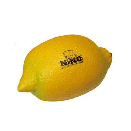 Meinl - NINO599 Botany Fruit Shaker, Zitrone