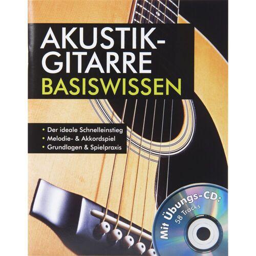 MUSIC STORE - Akustikgitarre Basiswissen