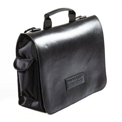 MUSIC STORE - Notebook Tasche Leder/Nylon