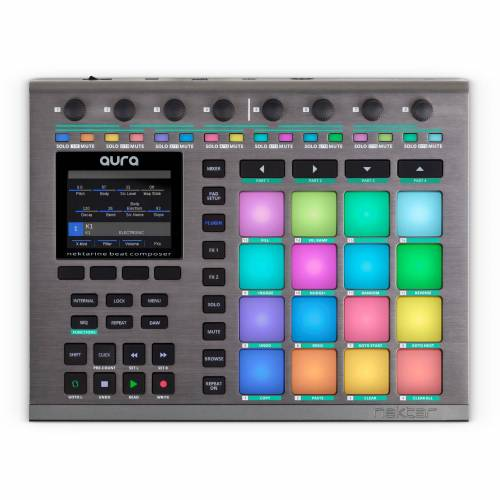 Nektar - AURA MIDI-Pad-Controller