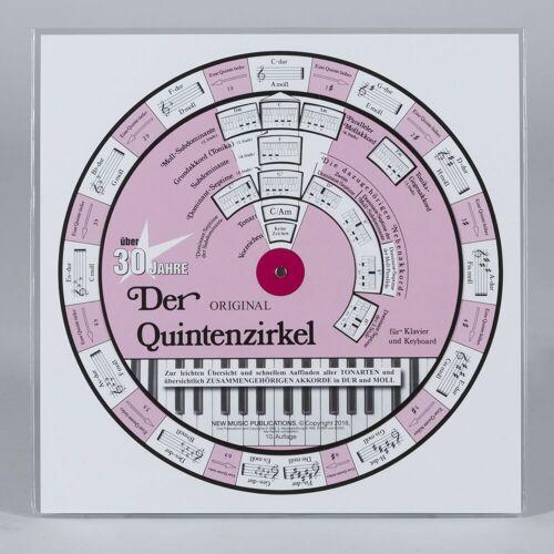 New Music Publications - Quintenzirkel Klavier & Keyboard