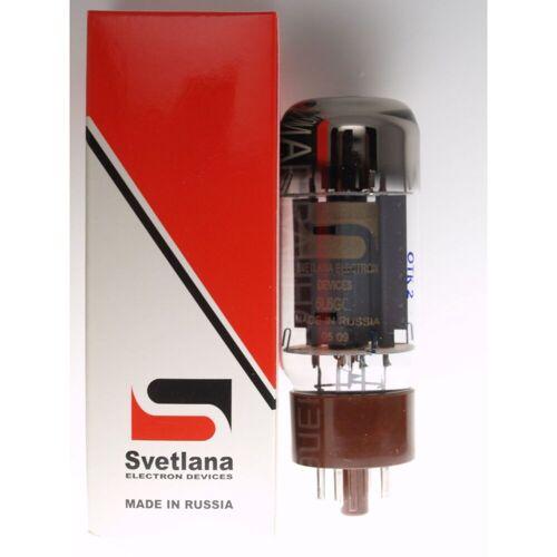 Svetlana - 6L6GC Svetlana