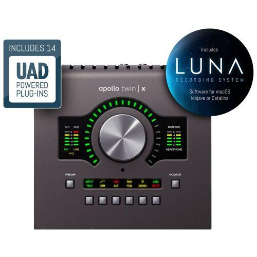 Universal Audio - Apollo Twin X QUAD Mac/Win/TB3