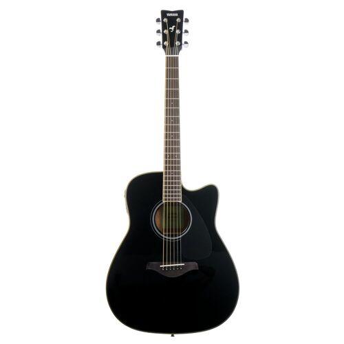 Yamaha - FGX 820C BL II Black