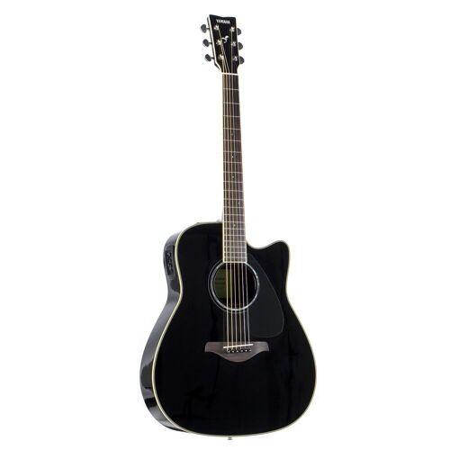 Yamaha - FGX 830 C BL Black