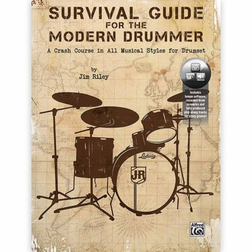 Alfred Music - Survival Guide for the Modern Drummer