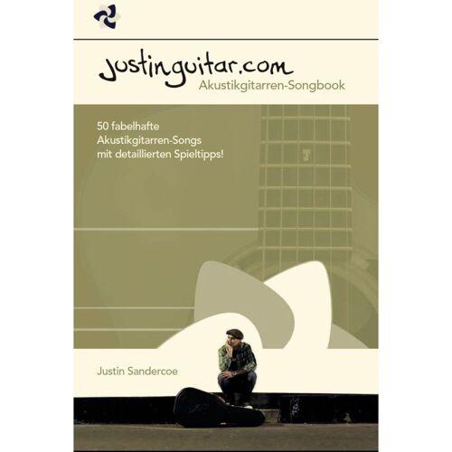 Bosworth Music - Justinguitar.com - Das Akustikgitarren-Songbook