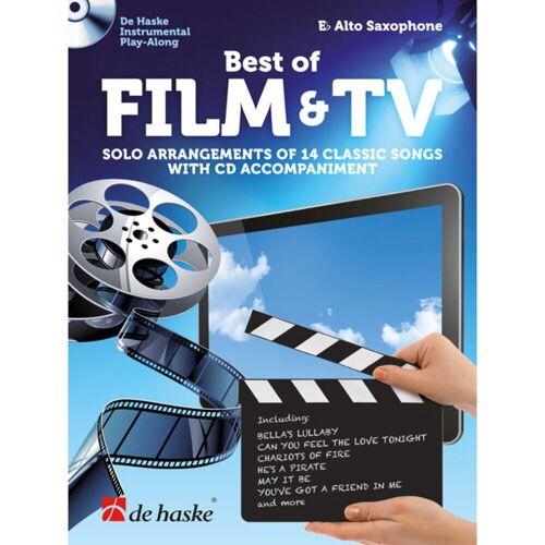 De Haske - Best of Film & TV Altsaxophon