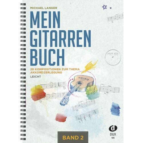 Edition Dux - Mein Gitarrenbuch 2