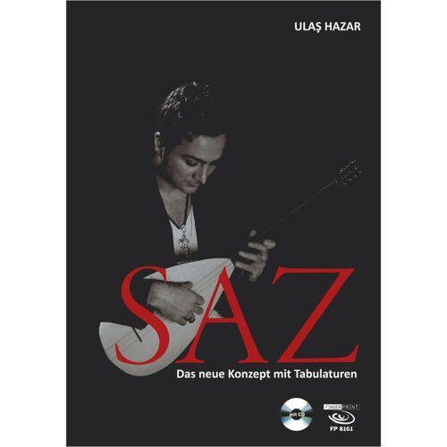 Fingerprint - Saz - Das neue Konzept mit Tabulaturen, Ulas Hazar