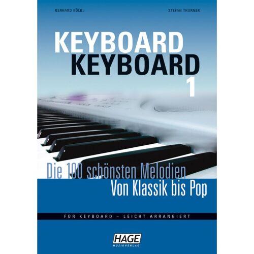 Hage Musikverlag - Keyboard - Keyboard