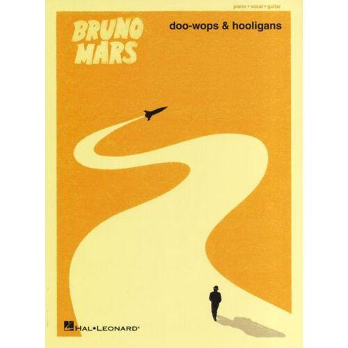 Hal Leonard - Bruno Mars: Doo-Wops & Hooligans