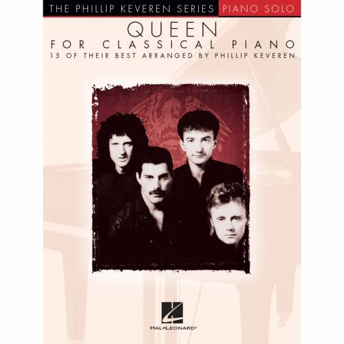 Hal Leonard - Queen For Classical Piano