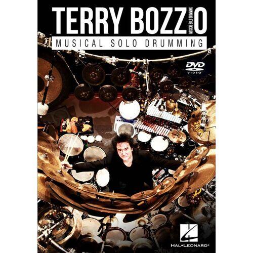 Hal Leonard - Terry Bozzio - Musical Solo Drumming DVD
