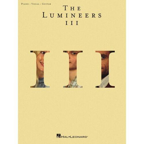 Hal Leonard - The Lumineers: III