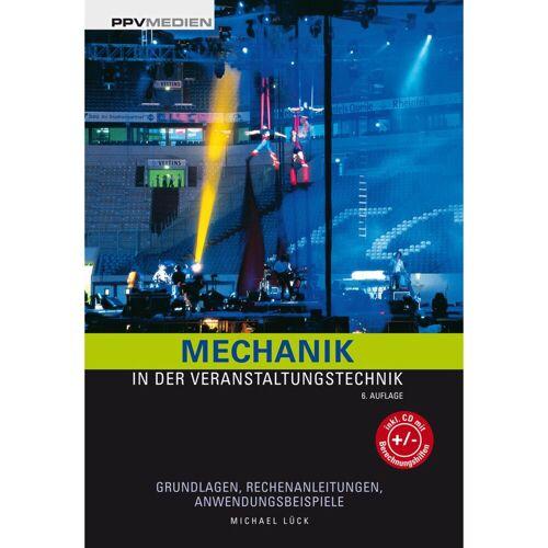 PPV Medien - Mechanik in der Veranstaltungstechnik