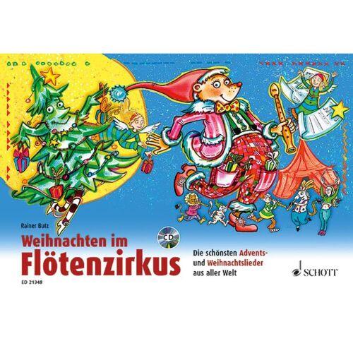 Schott Music - Weihnachten im Flötenzirkus