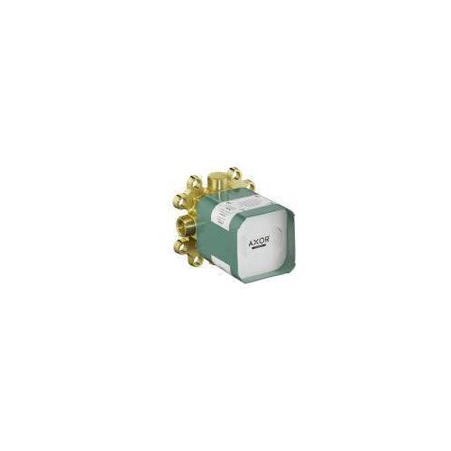 Axor Grundkörper für AXOR LampShower 1jet Grundkörper für Axor LampShower B: 10,2 H: 10,2 T: 10,5 cm  26909180