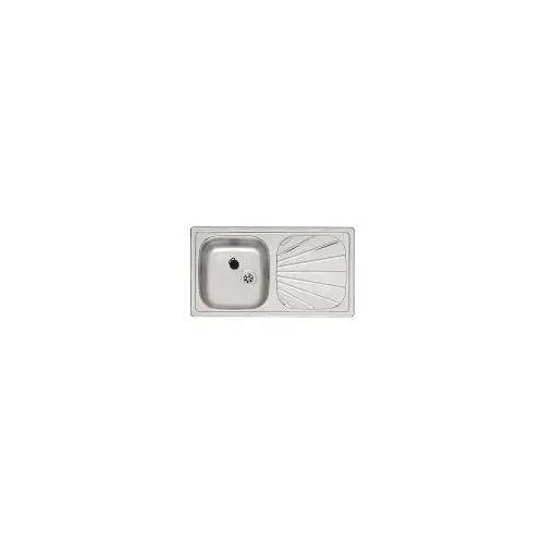 Reginox Beta 10 BAP OKG Einbauspüle Beta 10 BA OKG B: 78 T: 43 cm Einbauspüle R16756