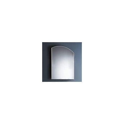 Zierath FERRARA X Kristallspiegel 130x 80 cm FERRARA X B: 130 H: 80 cm mit Facettenschliff 1 cm ZFERR2201130080