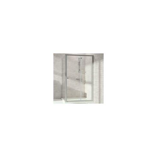 HÜPPE Alpha 2 Seitenwand Kunstglas 90 cm  B: 90 H: 190 cm  A22405055264